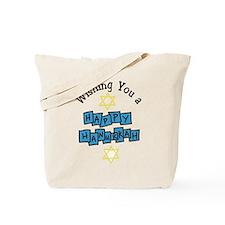 Wishing You Tote Bag