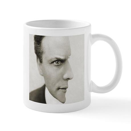 Houdini Optical Illusion Lefty Mug Mugs