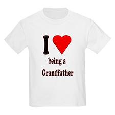 I heart...Grandfather T-Shirt