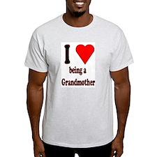 I heart...Grandmother T-Shirt
