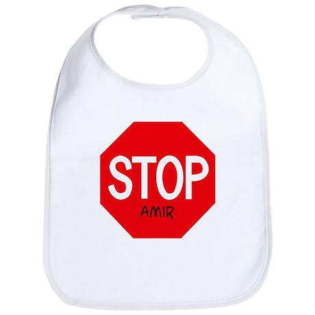 Stop Amir Bib