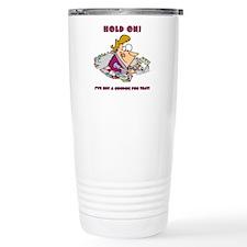 HOLD ON! Travel Mug