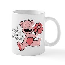 Mustache bear Mug