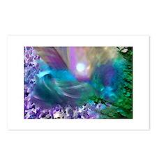 Purple Dream Postcards (Package of 8)