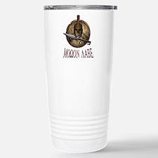 Spartan Skull w/ Sword Molon Labe Travel Mug