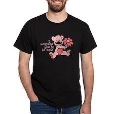 Mustache bear T-Shirt