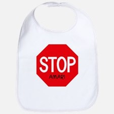 Stop Amari Bib