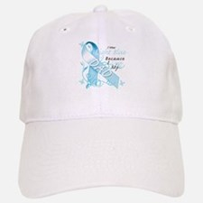 I Wear Light Blue Because I Love My Dad.png Baseball Baseball Cap