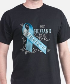 My Husband is a Survivor.png T-Shirt