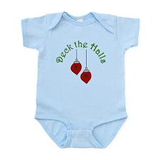 Deck The Halls Infant Bodysuit