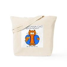 Purrvana Cat Rescue Tote Bag