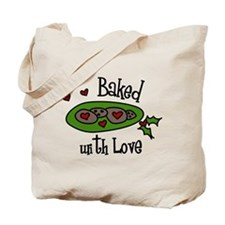 Baked With Love Tote Bag
