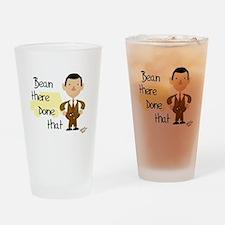 Beantown Drinking Glass