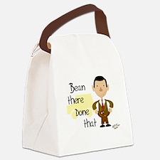 Beantown Canvas Lunch Bag