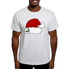 Santa Hat T-Shirt