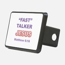 """FAST"" TALKER Series: JESUS Matthew 6:16 Rectangul"