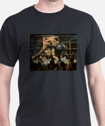 Famous Paintings: Stag at Sharkys T-Shirt