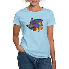 Oregon Map T-Shirt