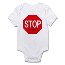 Stop Layne Infant Bodysuit
