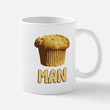 Muffin Man T-Shirt Mug