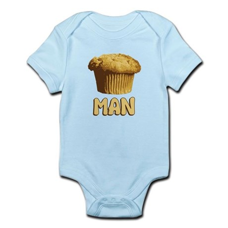 Muffin Man T-Shirt Infant Bodysuit