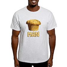 Muffin Man T-Shirt T-Shirt