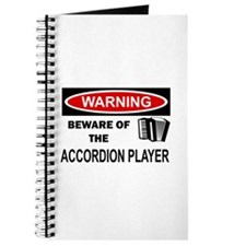 Accordion Player Journal