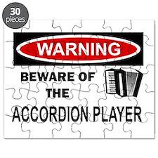 Accordion Player Puzzle