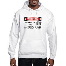 Accordion Player Hoodie