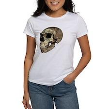 Neanderthal skull - Tee