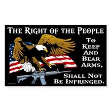 Right of the People Decal