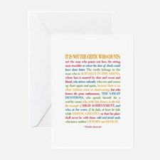 The Critic Greeting Cards (Pk of 10)