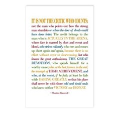 The Critic Postcards (Package of 8)