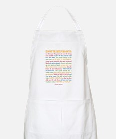 The Critic Apron