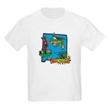 New Mexico Map T-Shirt