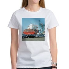 Container ship - Tee