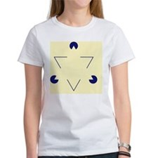 Kanizsa triangle - Tee
