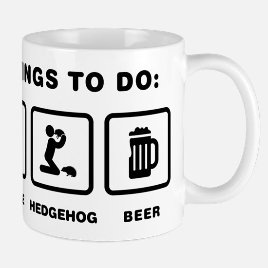 Pygmy Hedgehog Lover Mug