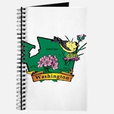 Washington Map Journal