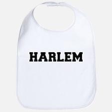 Harlem Logo Bib