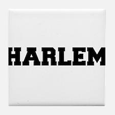 Harlem Logo Tile Coaster