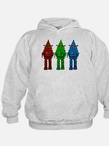 Retro Robot Hoodie