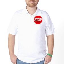Stop Allan T-Shirt