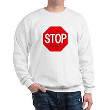 Stop Mateo Sweatshirt