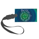 Be the Change Large Luggage Tag