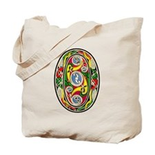Vintage celtic embellishment 6 Tote Bag