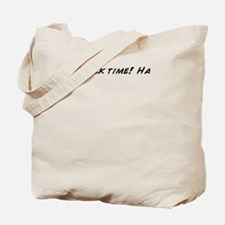 Unique Snack time Tote Bag