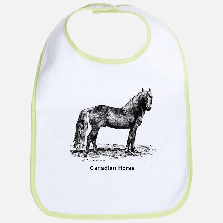 Canadian Horse Bib