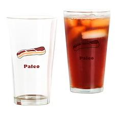 Paleo Bacon Drinking Glass