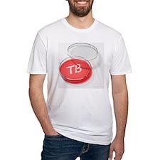 Tuberculosis bacteria in a petri dish - Shirt